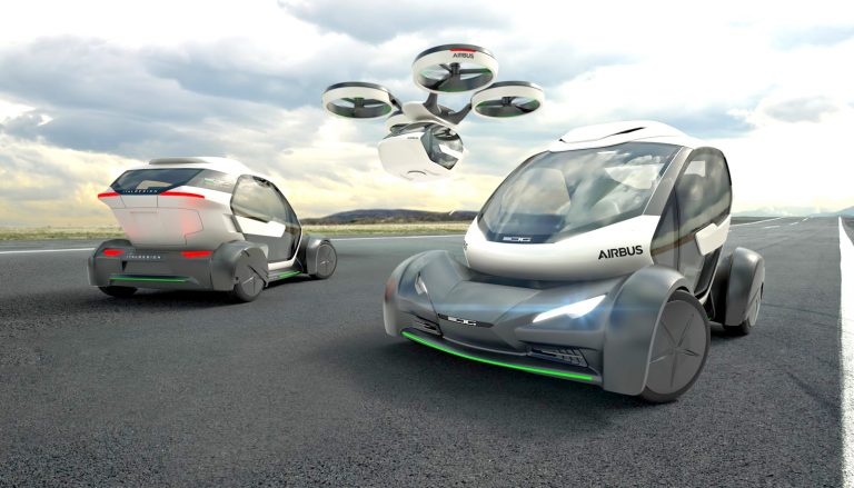 Auto volante come un drone? Eccola, si chiama Pop.Up ed è italiana!