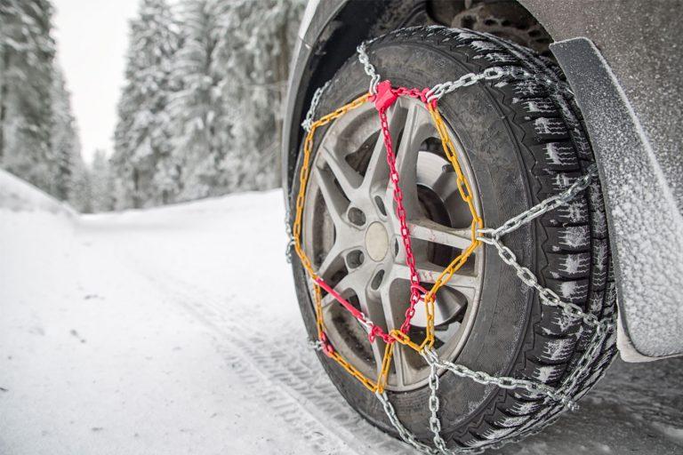Dal 15 novembre scatta l'obbligo degli pneumatici invernali