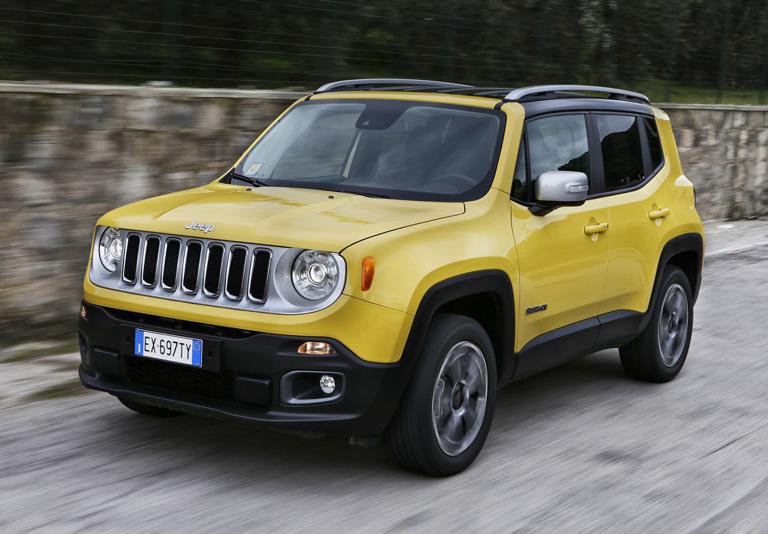 Jeep Renegade: il piccolo fuoristrada che va bene in città!