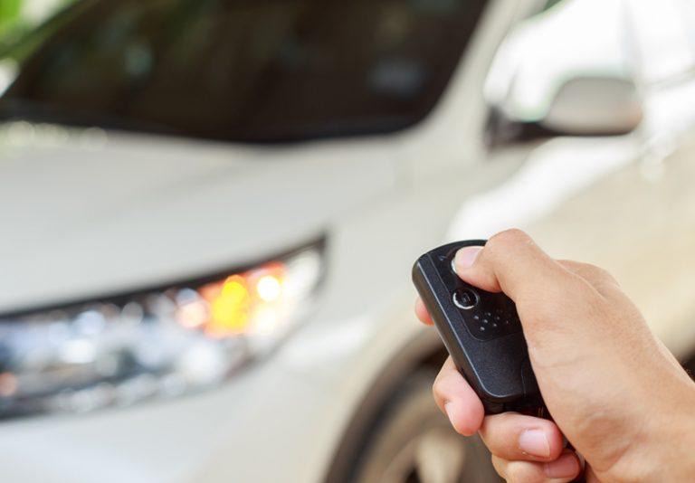Keyless: auto a rischio furto con la chiave elettronica