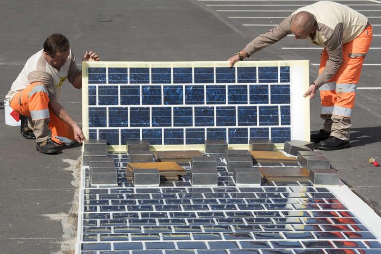 La prima strada fotovoltaica tutta green: WattWay